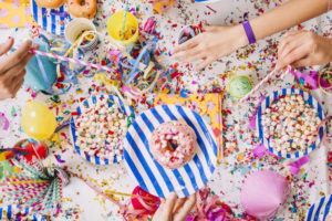 top-view-birthday-party-concept_23-2147716814